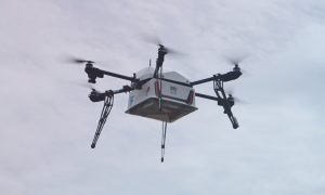 Drón kiszállítás mellett döntött a Domino's | Tech | Digitális Vállalkozás