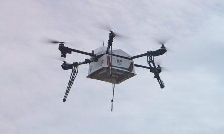 Drón kiszállítás mellett döntött a Domino's   Tech   Digitális Vállalkozás