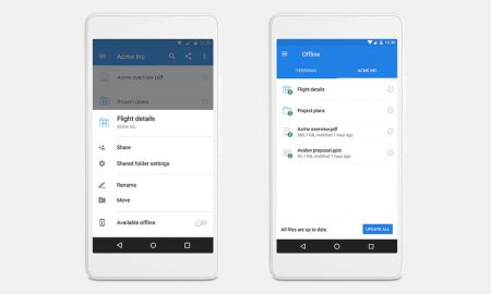 Mobilra letölthetők a Dropbox offline mappák | Tech | Digitális Vállalkozás
