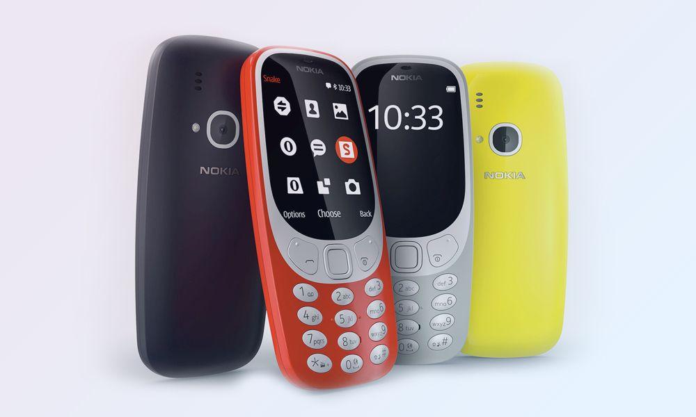 Új NOKIA 3310 hamarosan   Tech   Digitális Vállalkozás